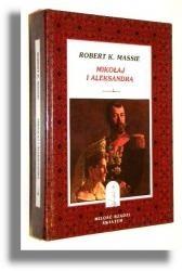 Okładka książki Mikołaj i Aleksandra