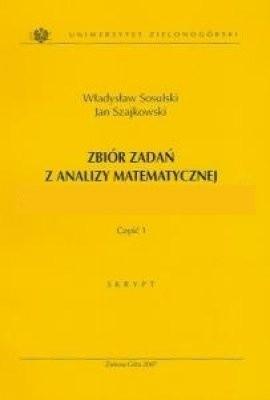 Okładka książki Zbiór zadań z analizy matematycznej