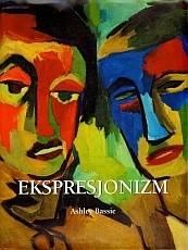 Okładka książki Ekspresjonizm