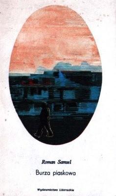 Okładka książki Burza Piaskowa