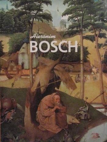 Okładka książki Hieronim Bosch