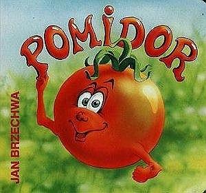 Okładka książki Pomidor