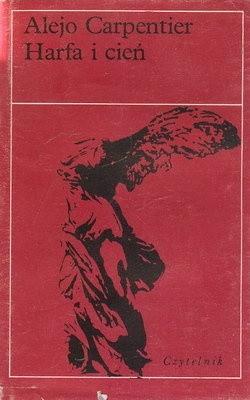Okładka książki Harfa i cień