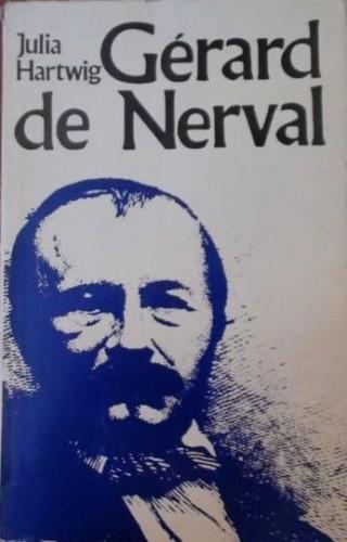 Okładka książki Gérard de Nerval