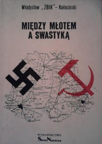 Okładka książki Między młotem a swastyką