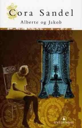 Okładka książki Alberte og Jakob
