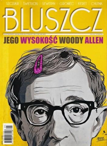Okładka książki Bluszcz, nr 5 (32) / maj 2011