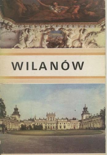 Okładka książki Wilanów