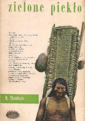 Okładka książki Zielone piekło