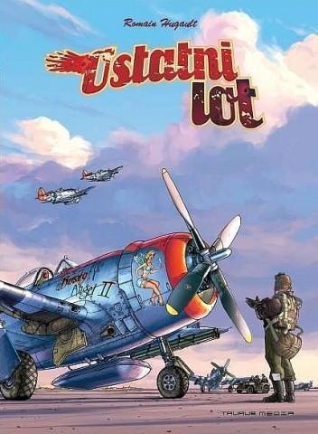 Okładka książki Ostatni lot