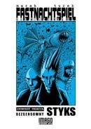Okładka książki Fastnachtspiel t.3 - Bezsensowny Styks