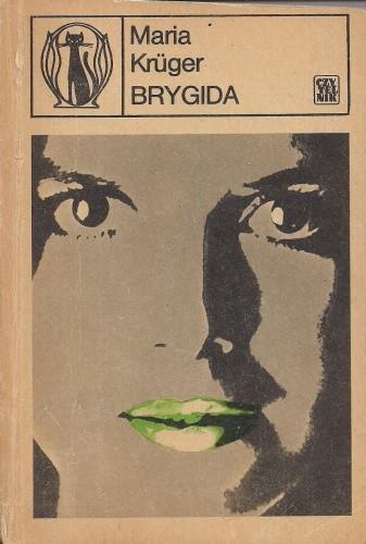 Okładka książki Brygida