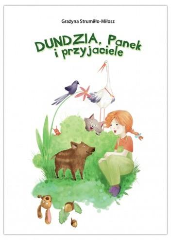 Okładka książki Dundzia, Panek i przyjaciele