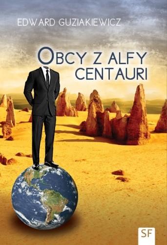 Okładka książki Obcy z Alfy Centauri