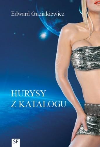 Okładka książki Hurysy z katalogu