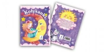 Okładka książki Kołysanki