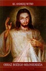 Okładka książki Obraz Bożego Miłosierdzia