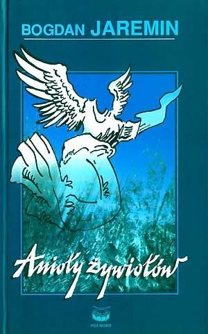 Okładka książki Anioły żywiołów