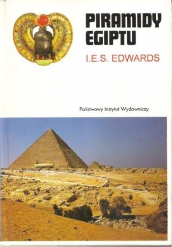 Okładka książki Piramidy Egiptu