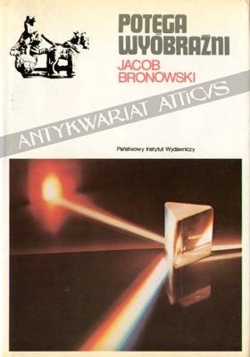 Okładka książki Potęga wyobraźni