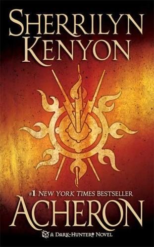 Okładka książki Acheron