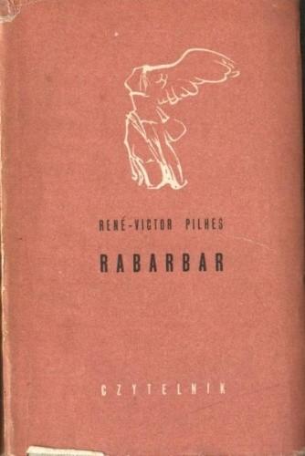 Okładka książki Rabarbar
