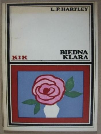 Okładka książki Biedna Klara
