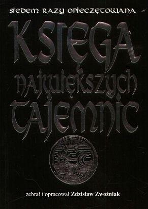 Okładka książki Księga największych tajemnic