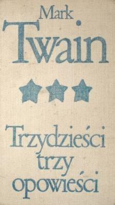 Okładka książki Trzydzieści trzy opowieści