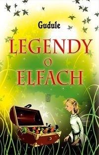 Okładka książki Legendy o elfach