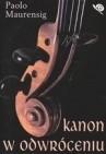 Okładka książki Kanon w odwróceniu