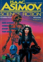 Isaac Asimov's Science Fiction - Kwiecień 1992