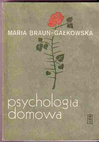 Okładka książki Psychologia domowa