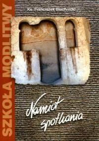 Okładka książki Namiot Spotkania