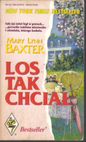 Okładka książki Los Tak Chciał