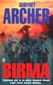 Okładka książki Birma
