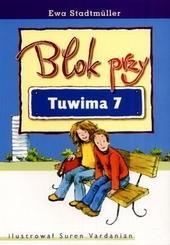 Okładka książki Blok przy Tuwima 7