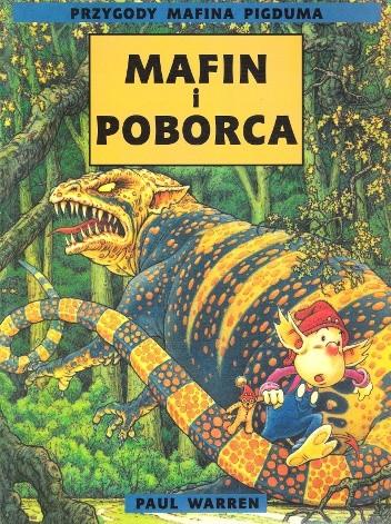 Okładka książki Mafin i Poborca