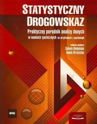 Okładka książki Statystyczny drogowskaz