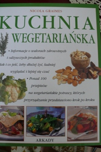 Kuchnia Wegetarianska Nicola Graimes 101904 Lubimyczytac Pl