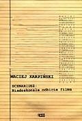 Okładka książki Scenariusz: niedoskonałe odbicie filmu