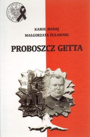 Okładka książki Proboszcz getta
