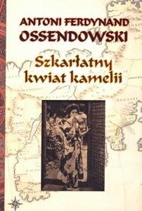 Okładka książki Szkarłatny kwiat kamelii