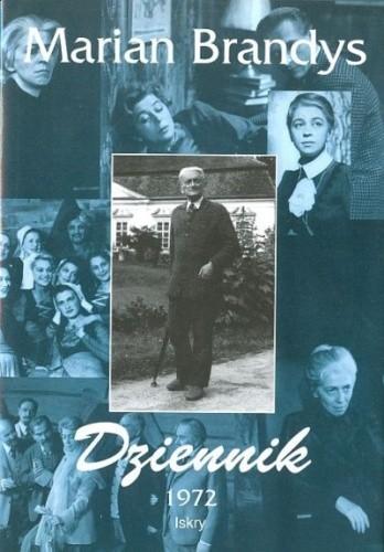 Okładka książki Dziennik 1972