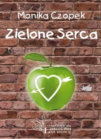 Okładka książki Zielone Serca