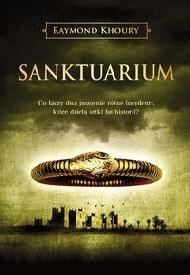 Okładka książki Sanktuarium