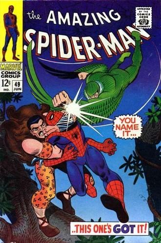 Okładka książki Amazing Spider-Man - #049 - From the Depths of Defeat!