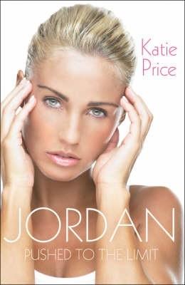Okładka książki Jordan: Pushed to the Limit
