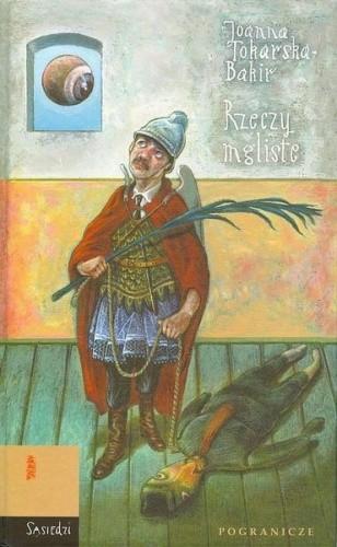 Okładka książki Rzeczy mgliste