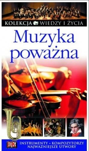 Okładka książki Muzyka poważna